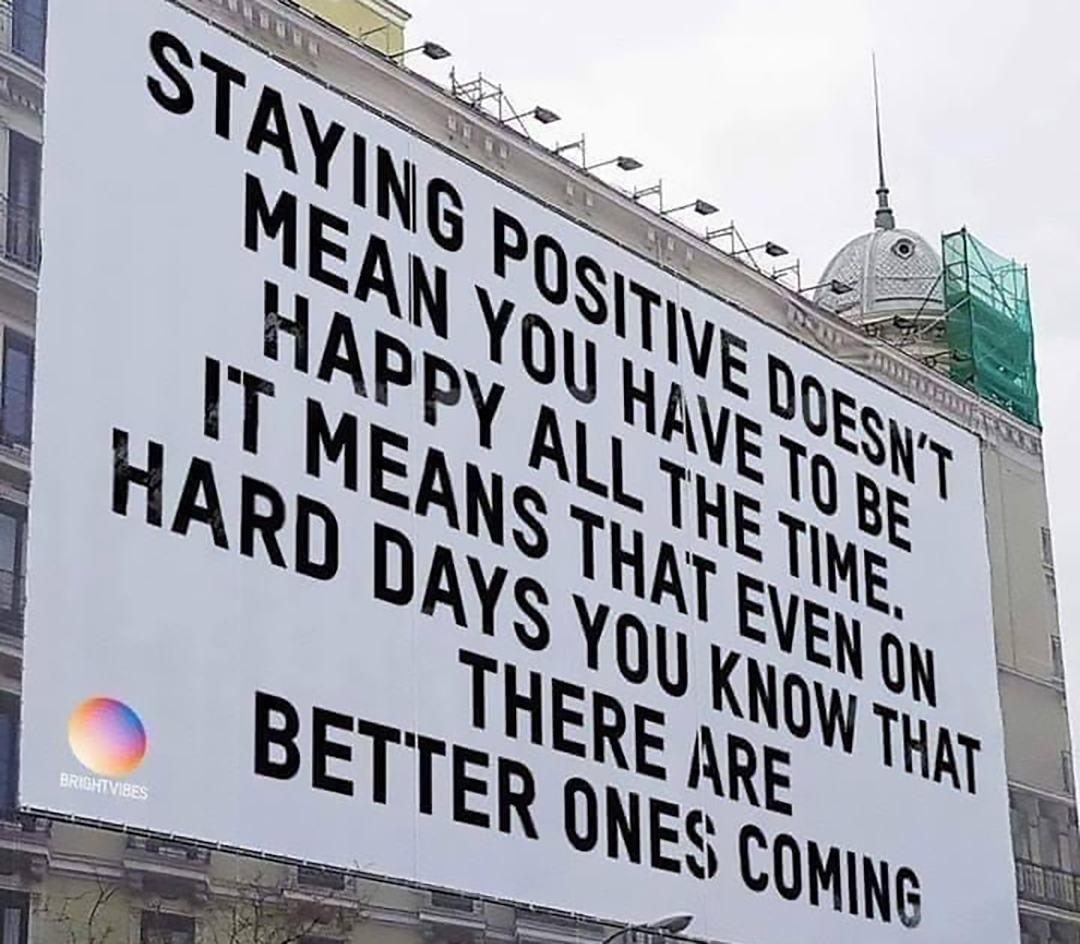 cambiamento positivo