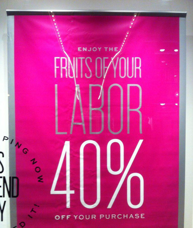 discount campaigns