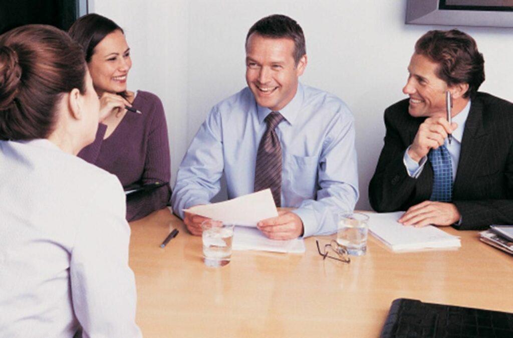 affrontare il colloquio di lavoro