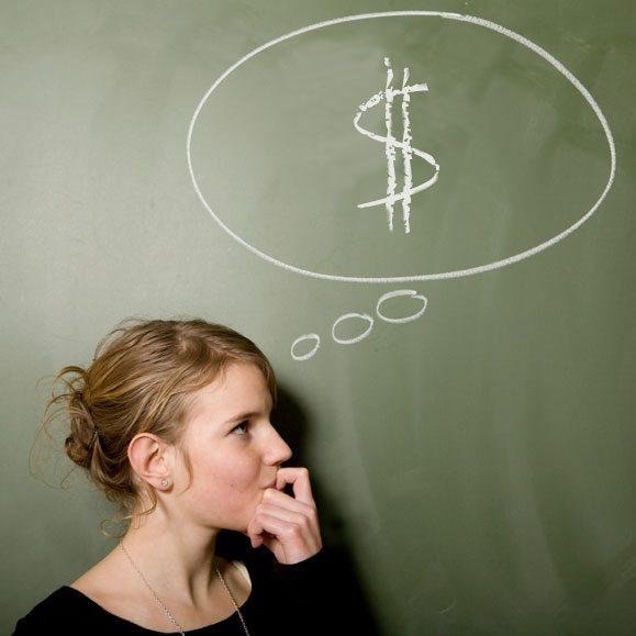 thinking price